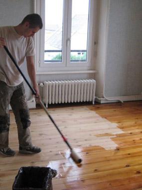 poncer son parquet comment entretenir un parquet vitrifi with poncer son parquet pourquoi. Black Bedroom Furniture Sets. Home Design Ideas